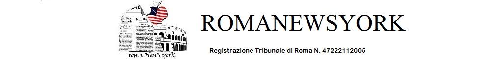 RomaNewsYork Logo