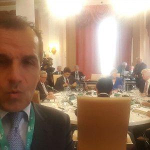 giovanni carnovale 20170529 lavori del G7